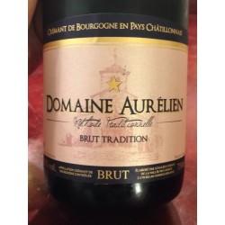 Cremant de Bourgogne Domaine Aurelien